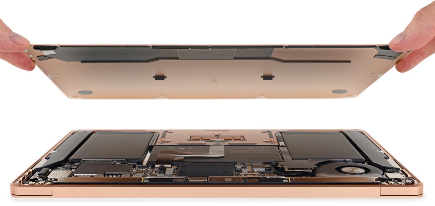 MacBook Air 2018 iFixit