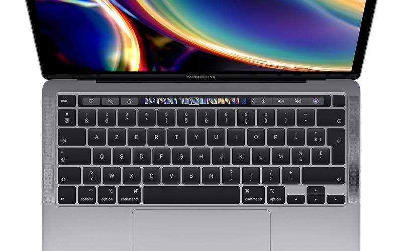 Un premier MacBook Pro 13,3'' de 2020 à 1 269 € sur le Refurb Store