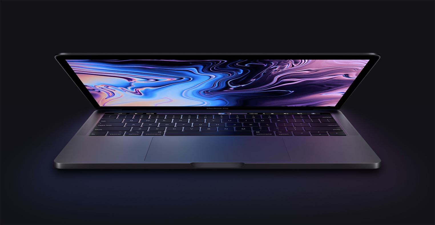 MacBook Pro 13 pouces 2019