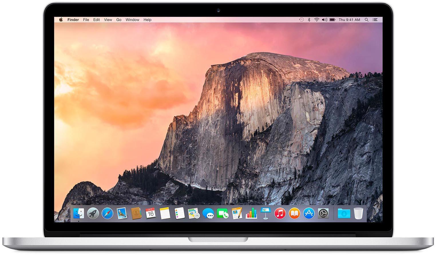 MacBook Pro 15 pouces 2015