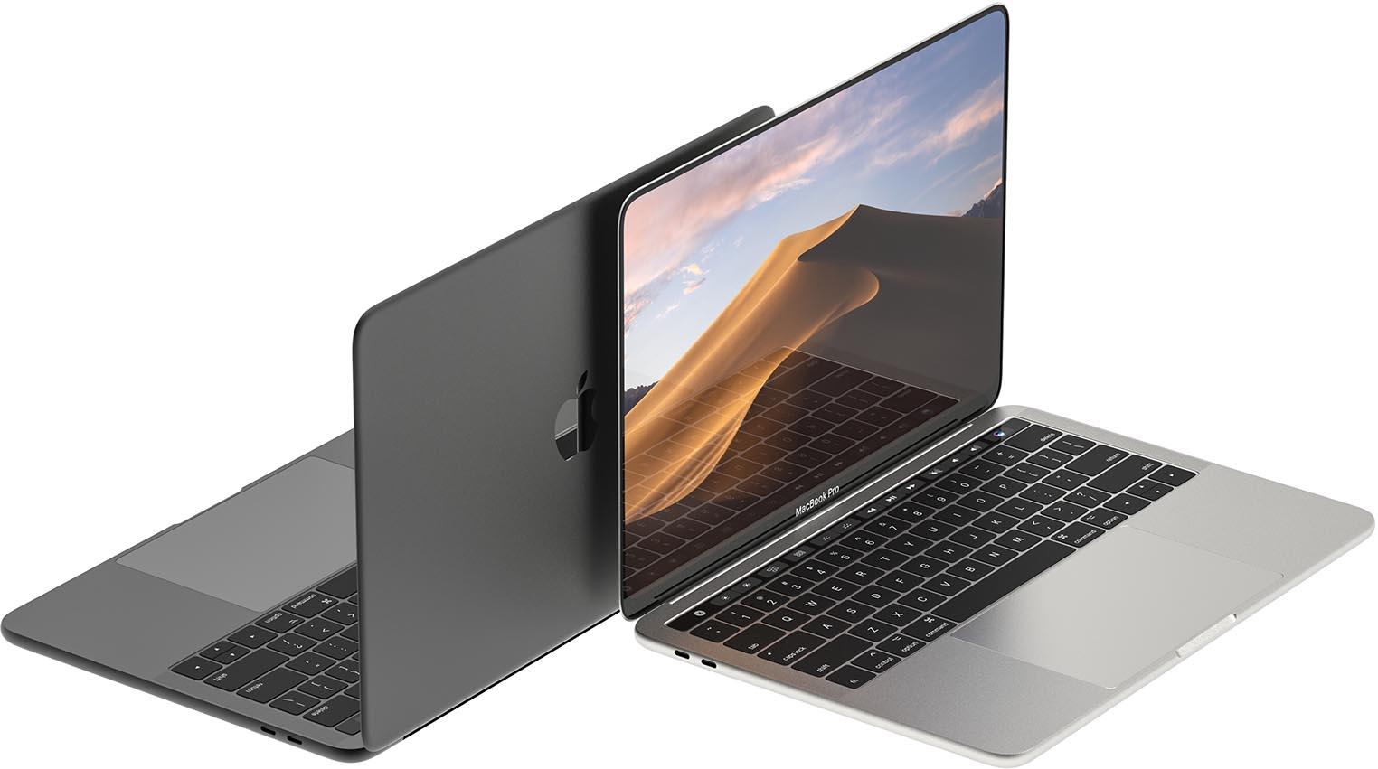 MacBook Pro 16 pouces Concept