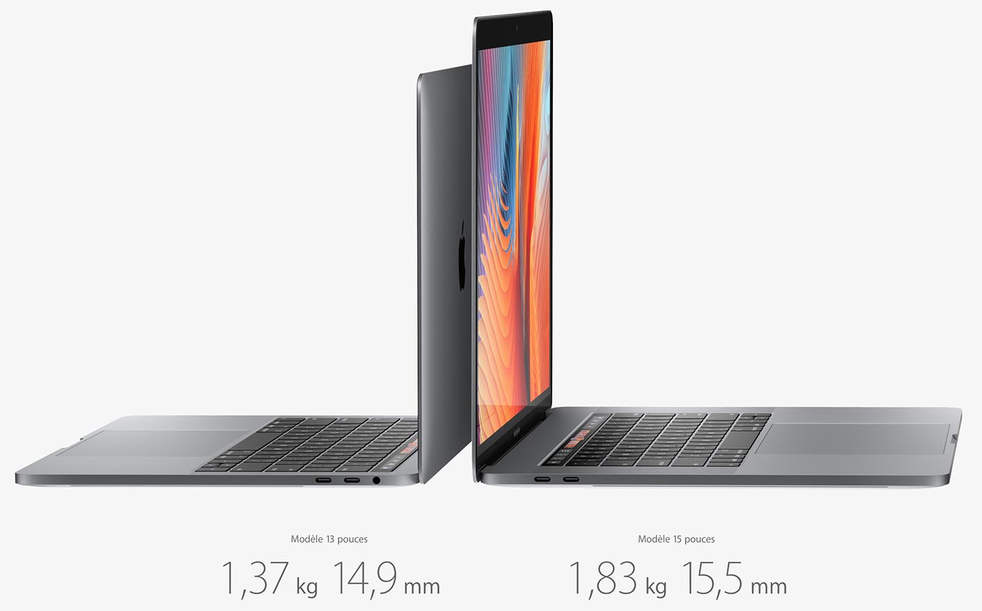 MacBook Pro 2016 design