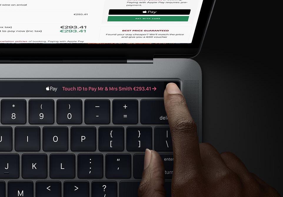 MacBook Pro Touch ID