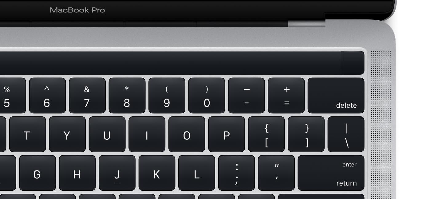 MacBook Pro 2016 photo fuite