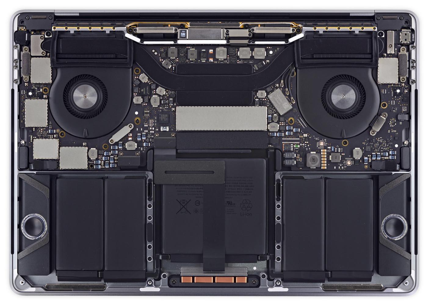 MacBook Pro 2016 iFixit