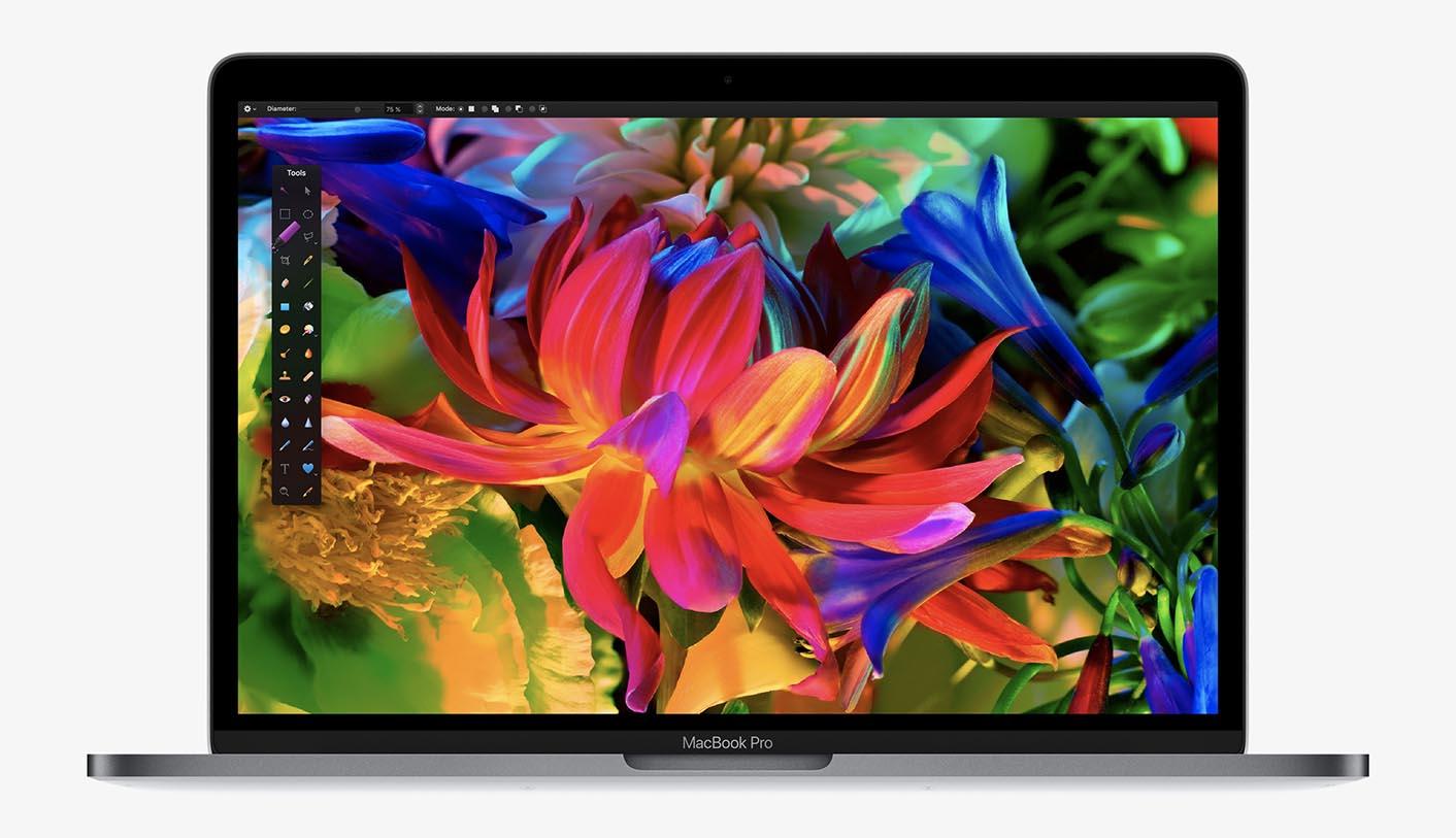 MacBook Pro IGZO