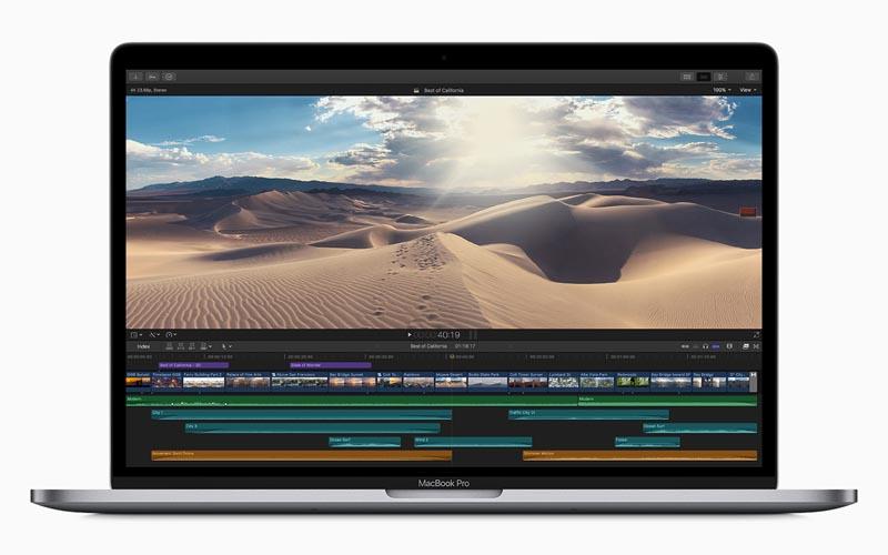 Apple dévoile le MacBook Pro de 2019