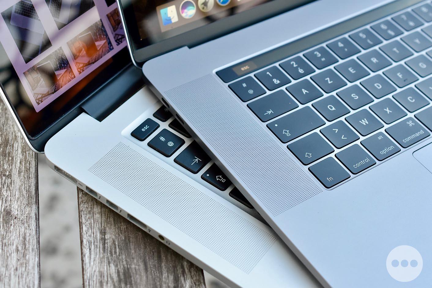 MacBook Pro 2016 clavier