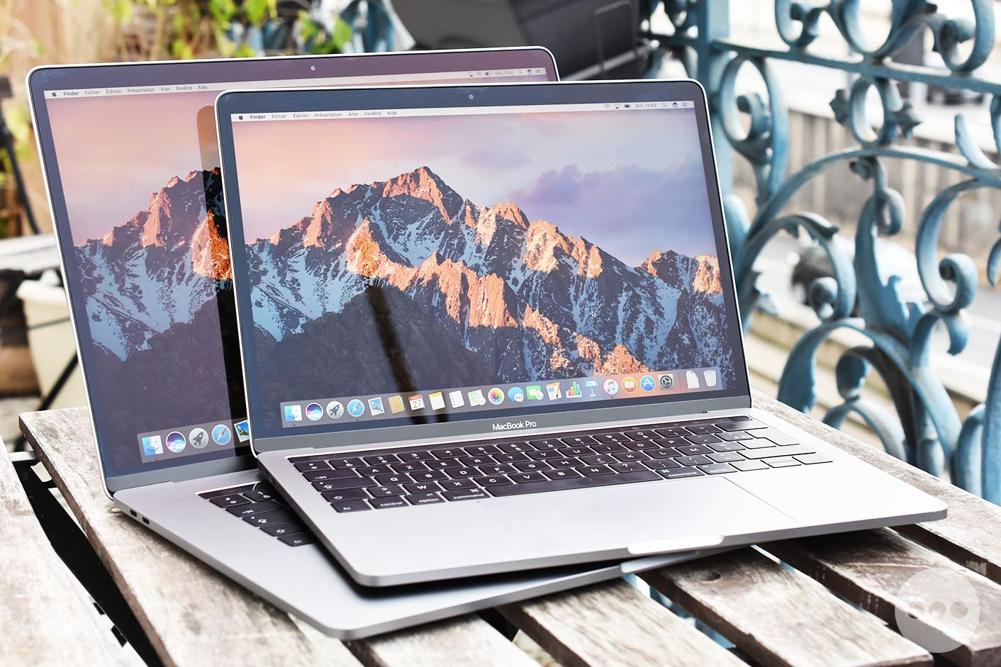 MacBook Pro 2016 tailles