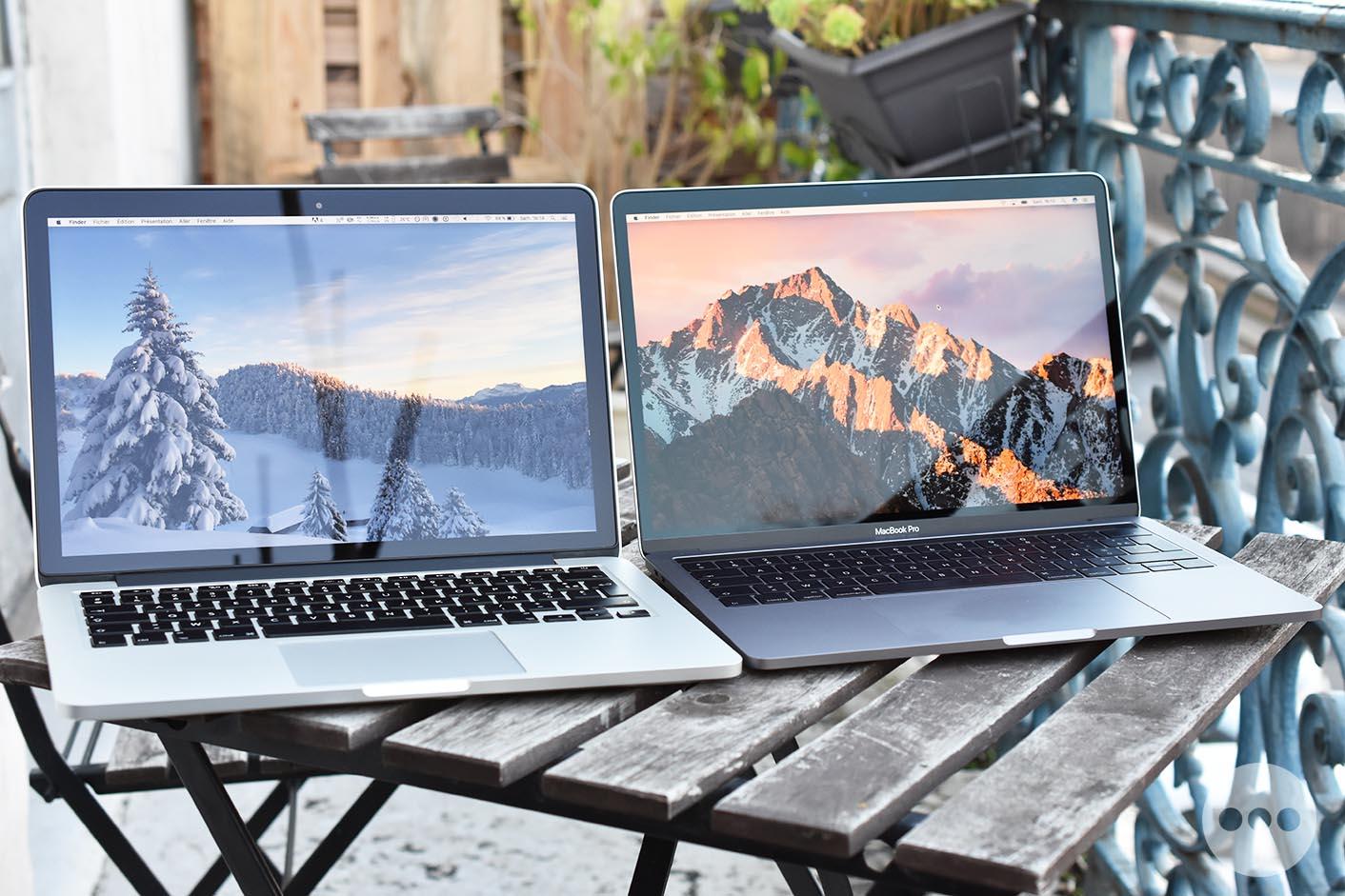 MacBook Pro 2026 dimensions 13 pouces
