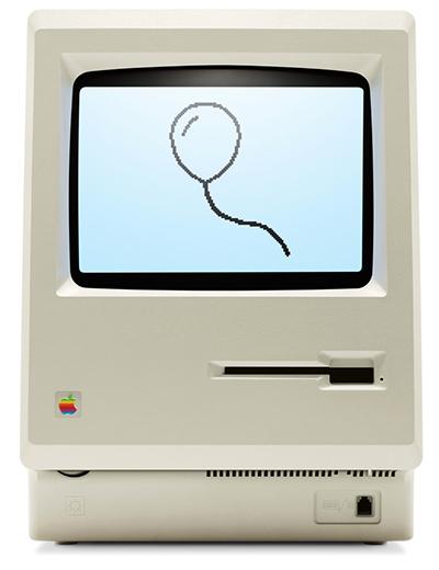 Anniversaire du Macintosh