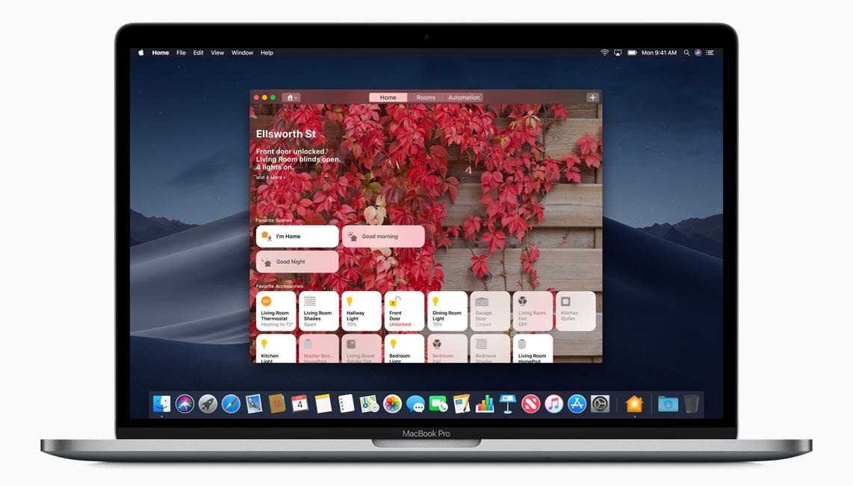 macOS 10.14 Maison