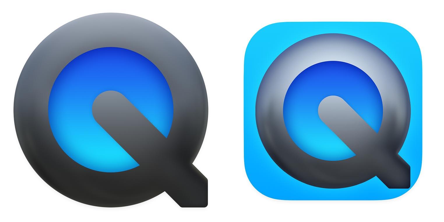 macOS Big Sur icône Quicktime