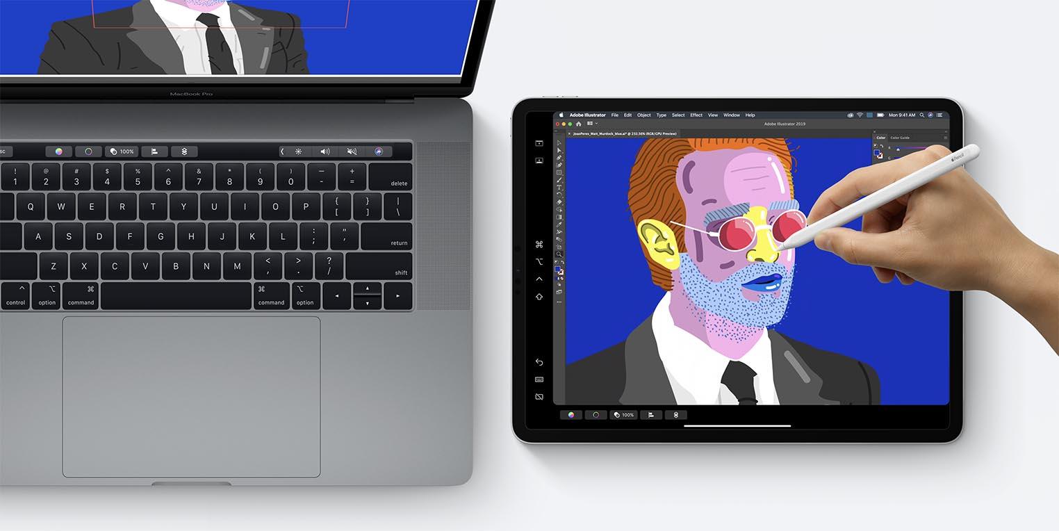 macOS Catalina SideCar iPad