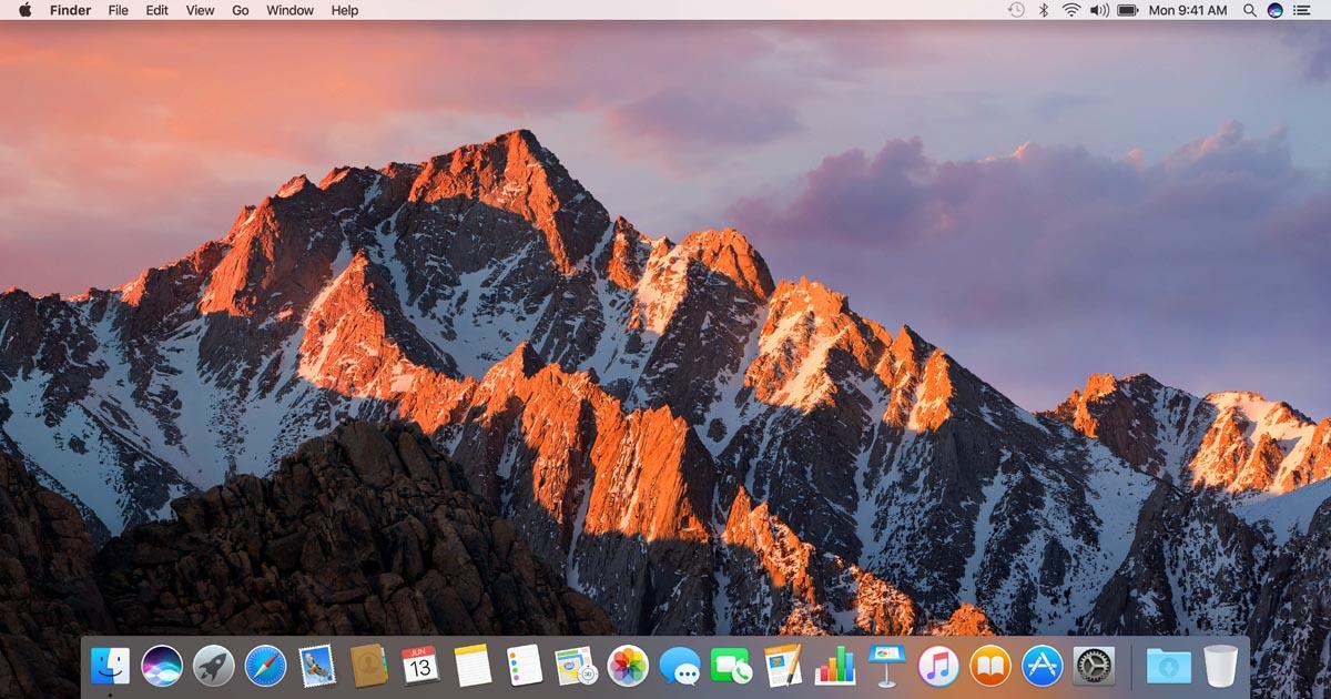macOS 10.12.6 Sierra