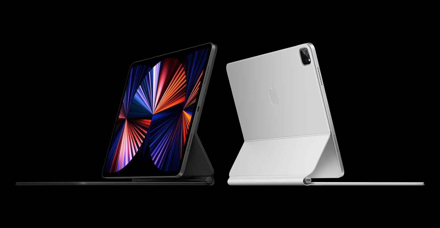 Magic Keyboard iPad Pro 2021