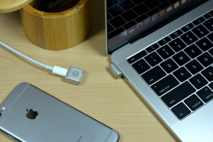 MagNeo USB-C adaptateur