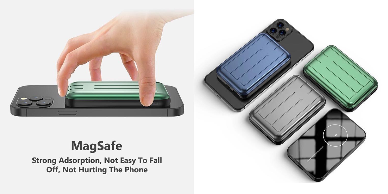 Batterie MagSafe Caseier