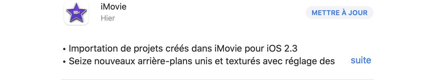 iMovie 10.2.4