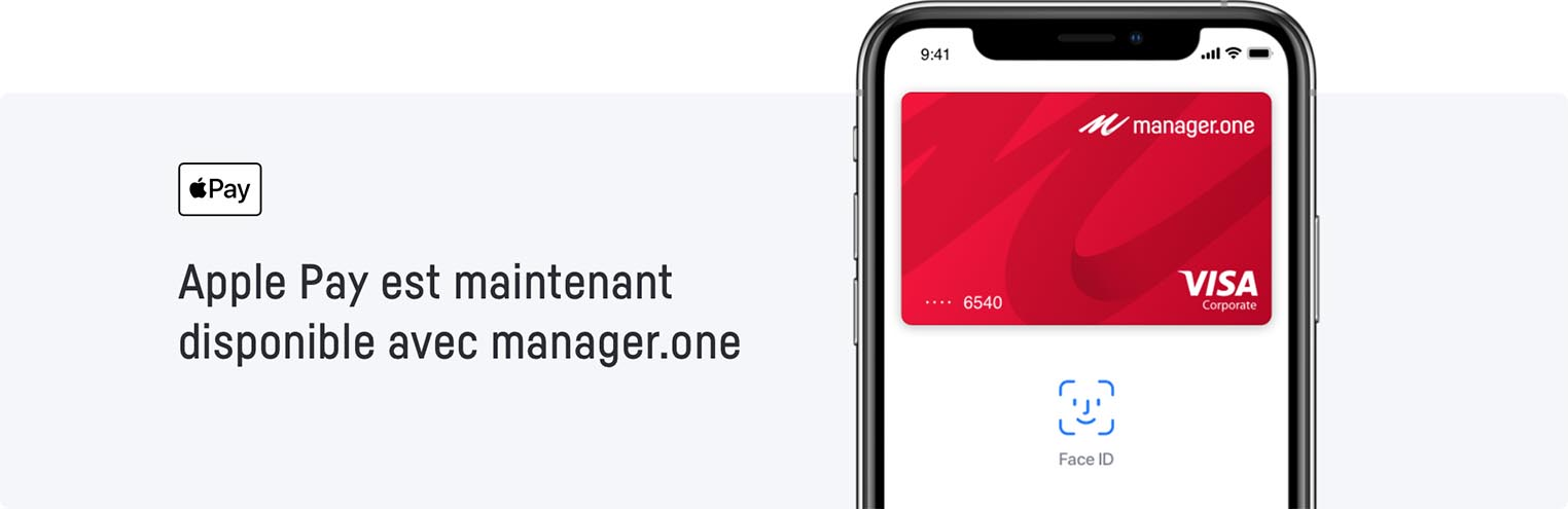 Manager.one Apple Pay