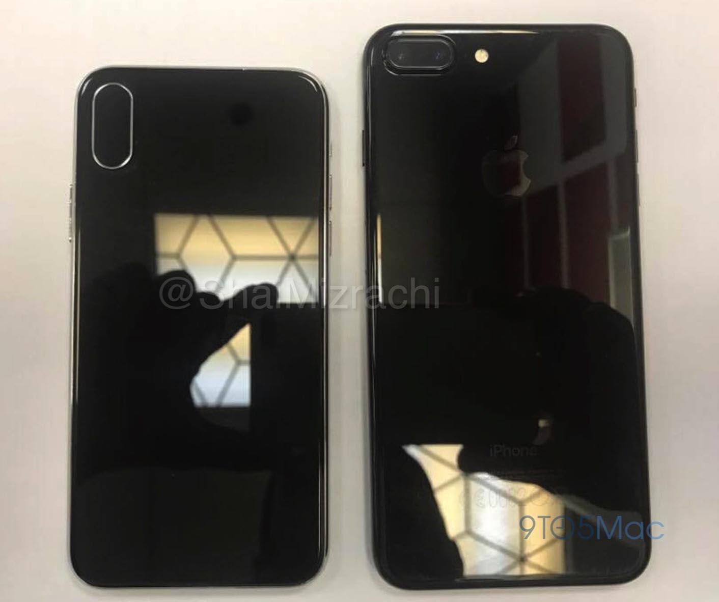 Maquette iPhone 8