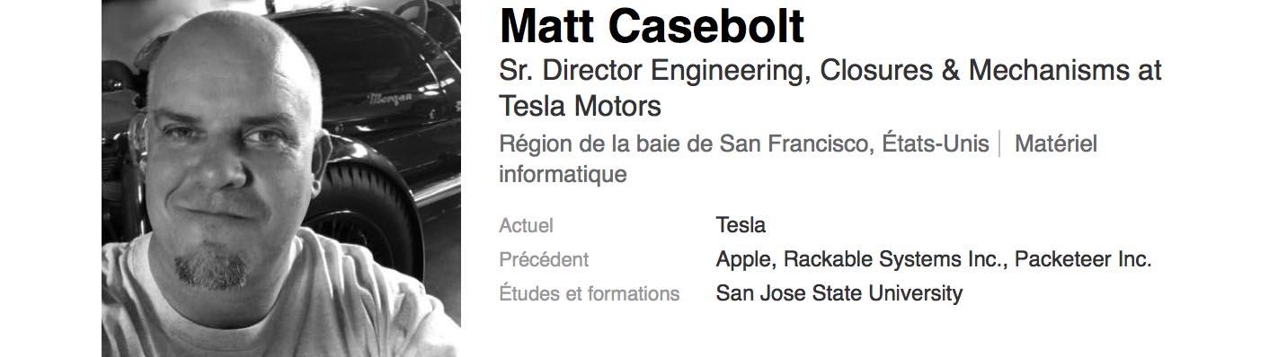 Matt Casebolt LinkedIn