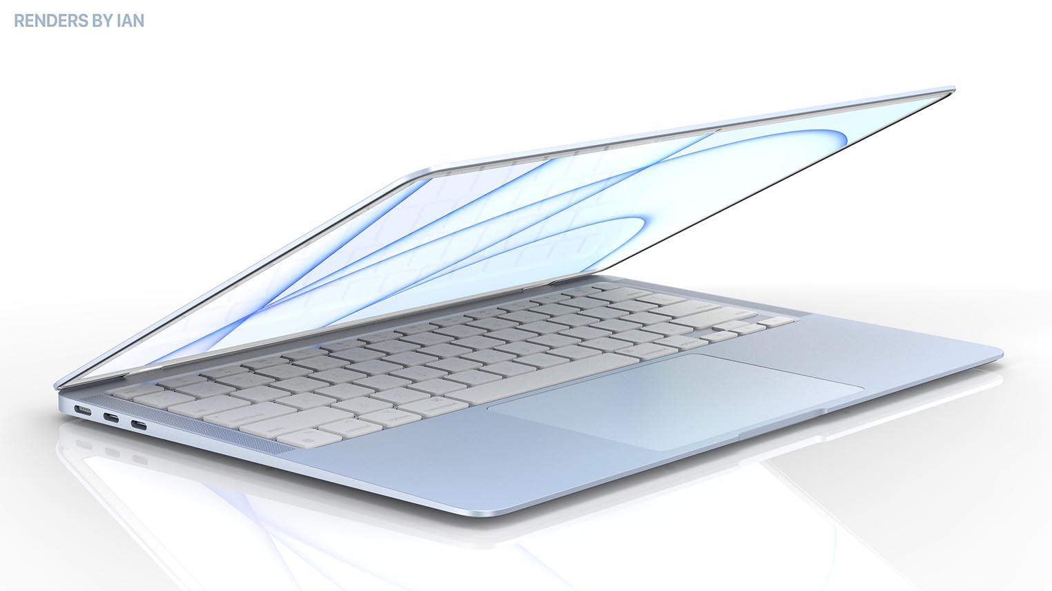 Concept MacBook Air