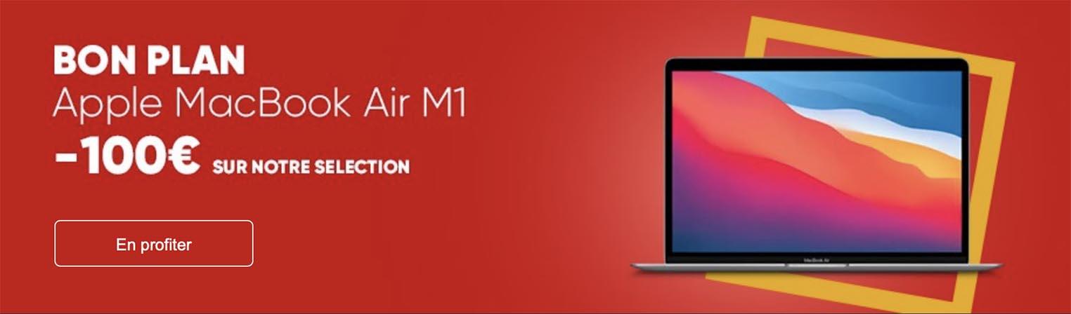 MacBook Air promo Fnac