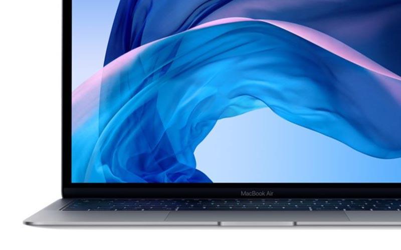 Jusqu'à -16,6% sur le MacBook Air de 2019 !