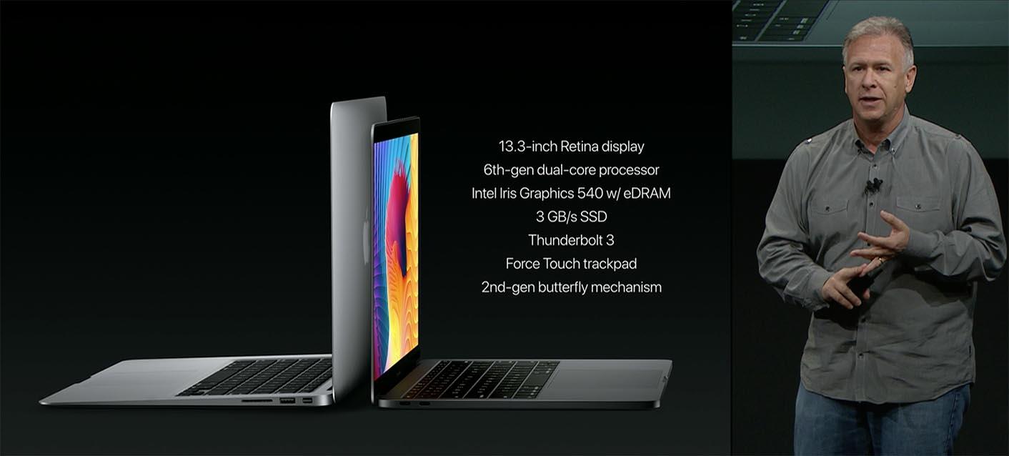 MacBook Pro 13 2016 Air