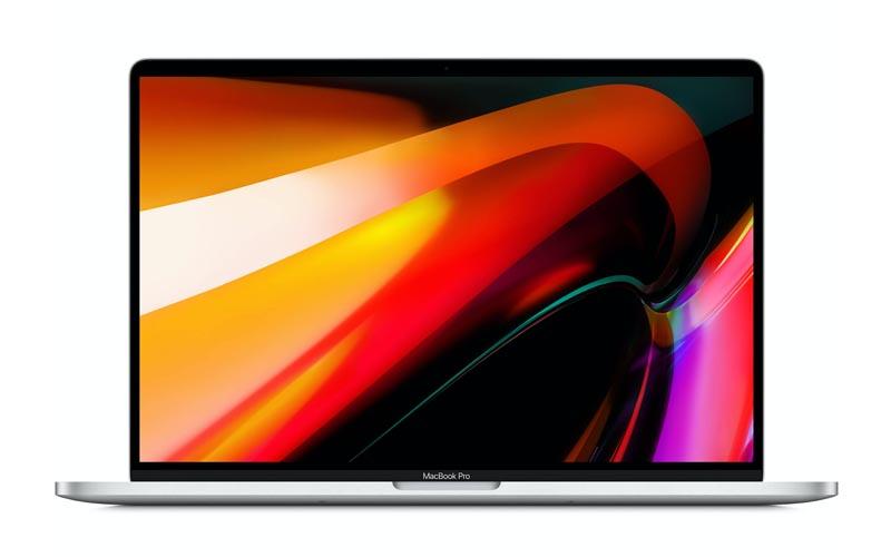 11% de remise sur les MacBook Pro 16'' argentés