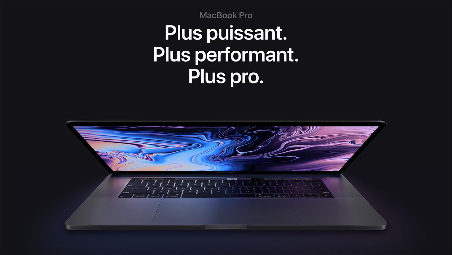 MacBook Pro 2018 Apple Store