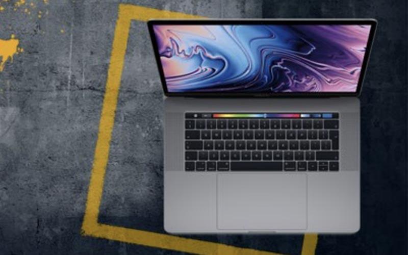 200 € de remise sur les MacBook Pro 2019 avec 256 Go