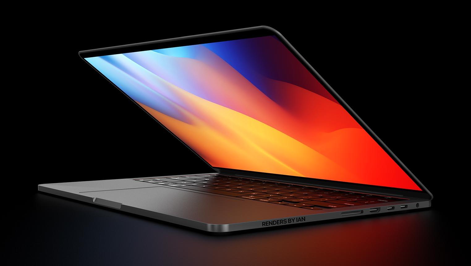 Concept MacBook Pro 14 pouces