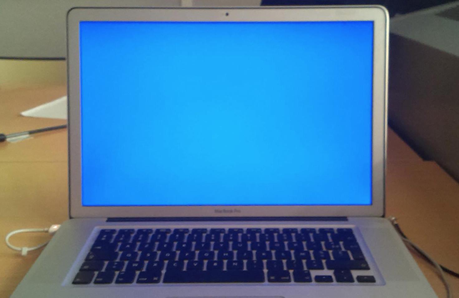 Consomac le macbook pro 2011 a de gros soucis de carte graphique - Comment nettoyer un ecran d ordinateur ...