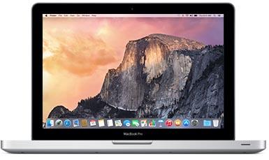MacBook Pro classique