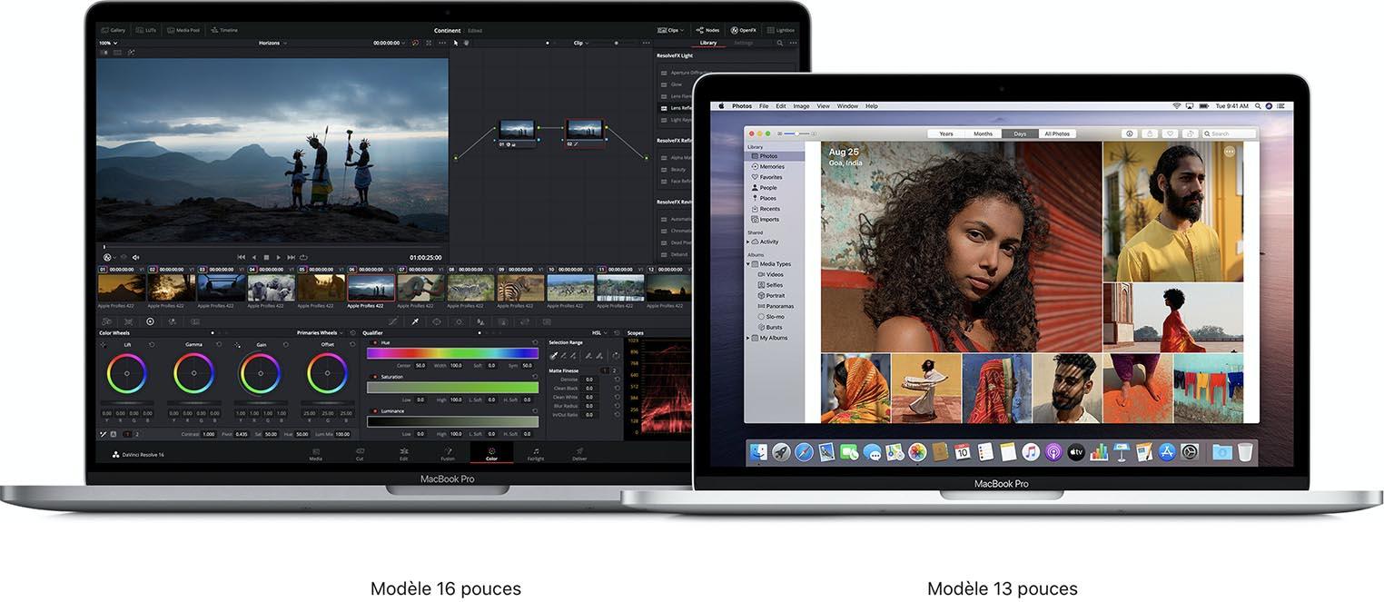 MacBook Pro 16 13