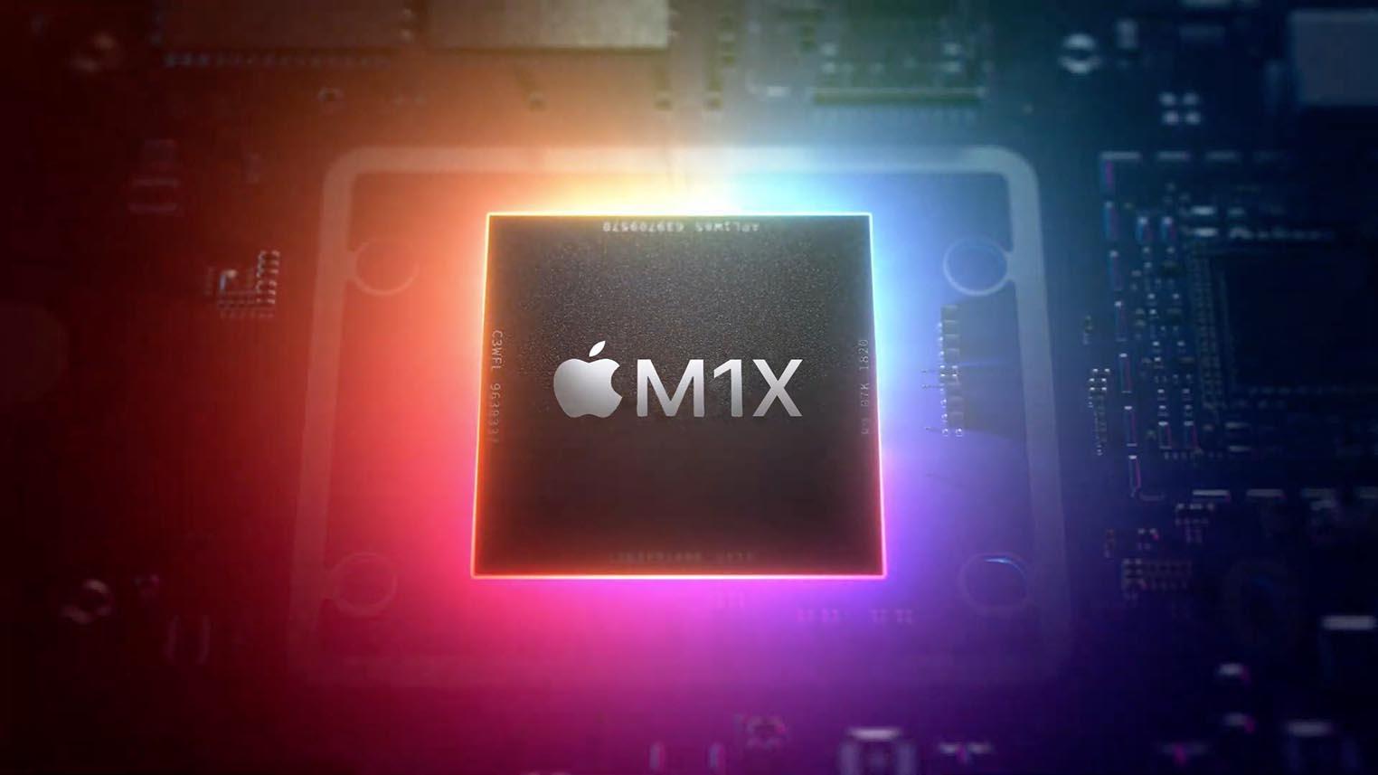 Puce Apple M1X