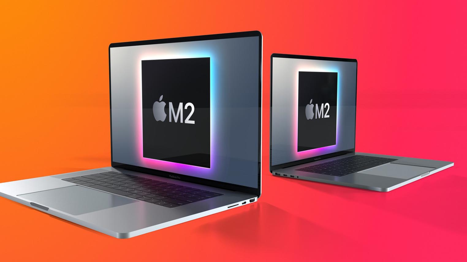 MacBook Pro M2 concept