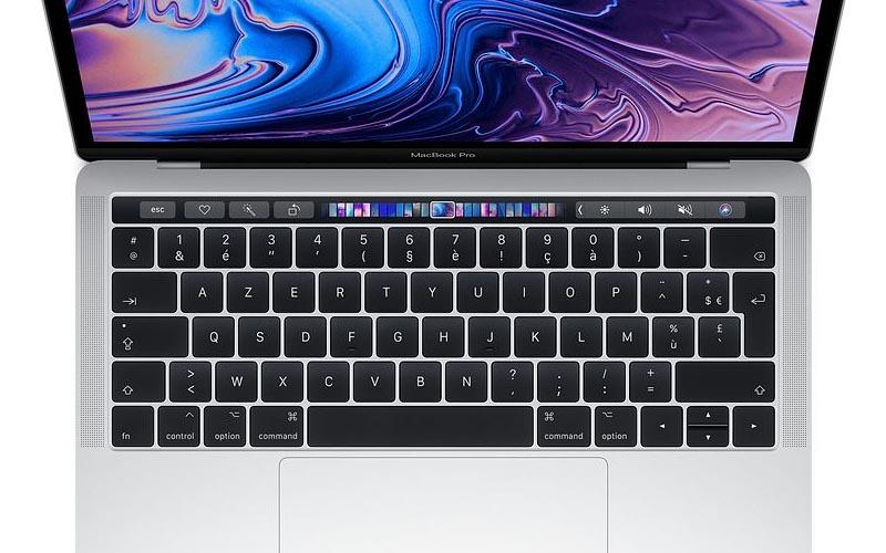 Jusqu'à 16,6% de remise sur le MacBook Pro de 2019