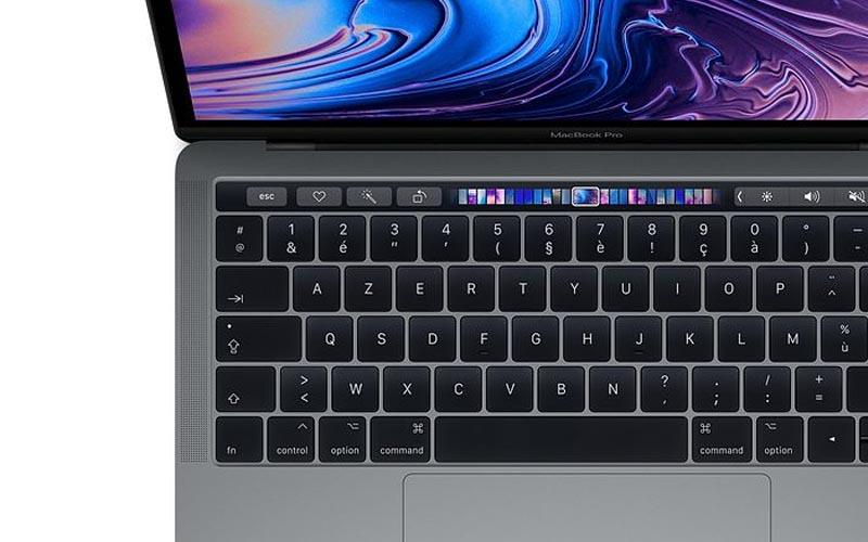 Jusqu'à -15% sur le MacBook Pro de 2019