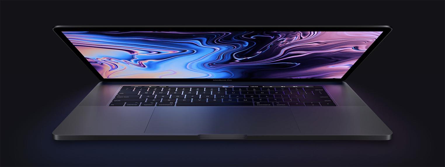 MacBook Pro 15 pouces 2018