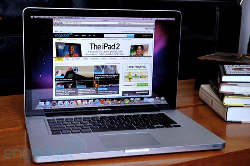 news  un excellent test pour le macbook pro