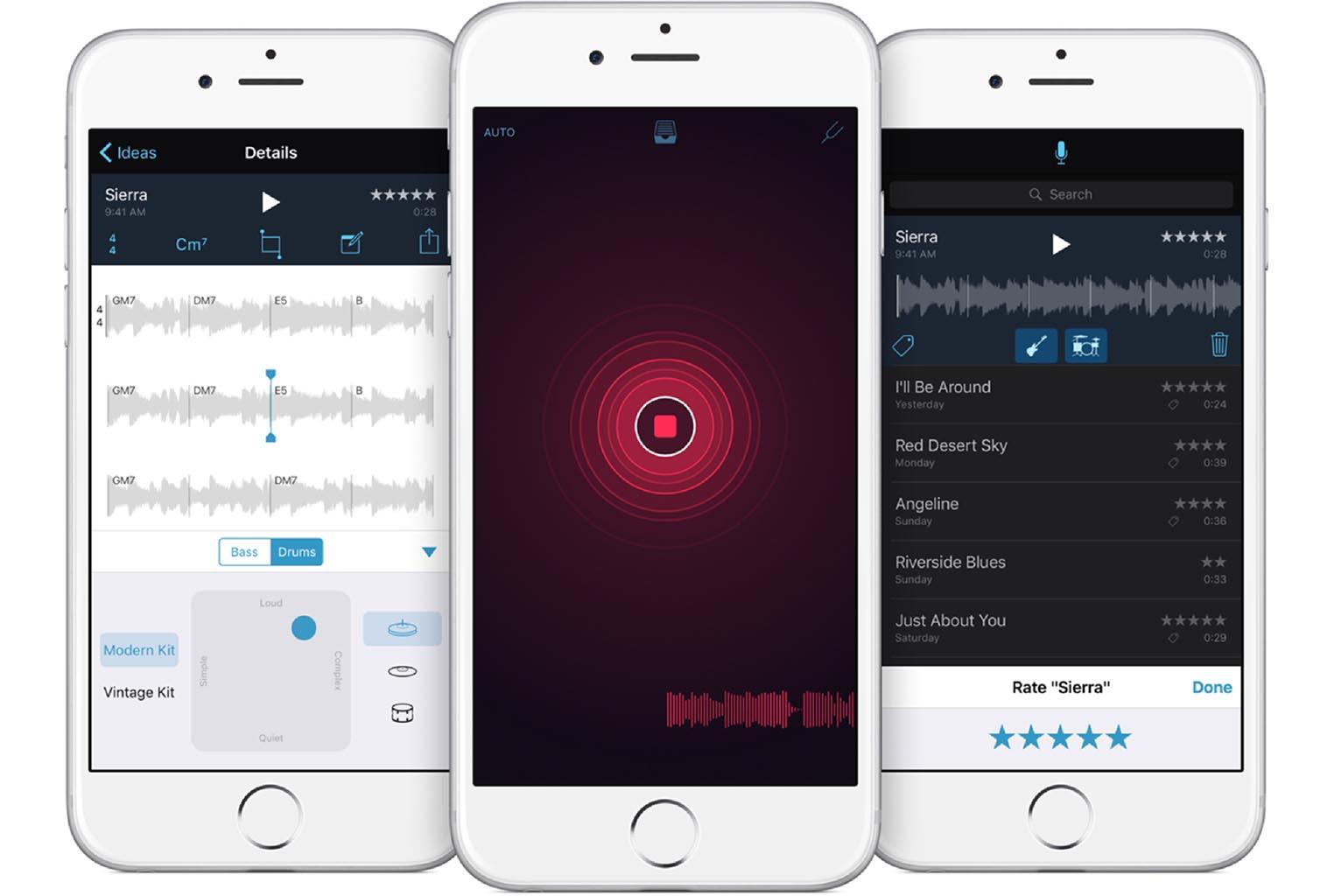 App Mémo Musical Apple