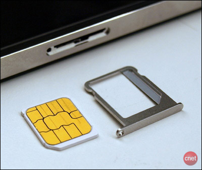 Consomac un iphone sans carte sim - Comment couper une carte sim en microsim ...