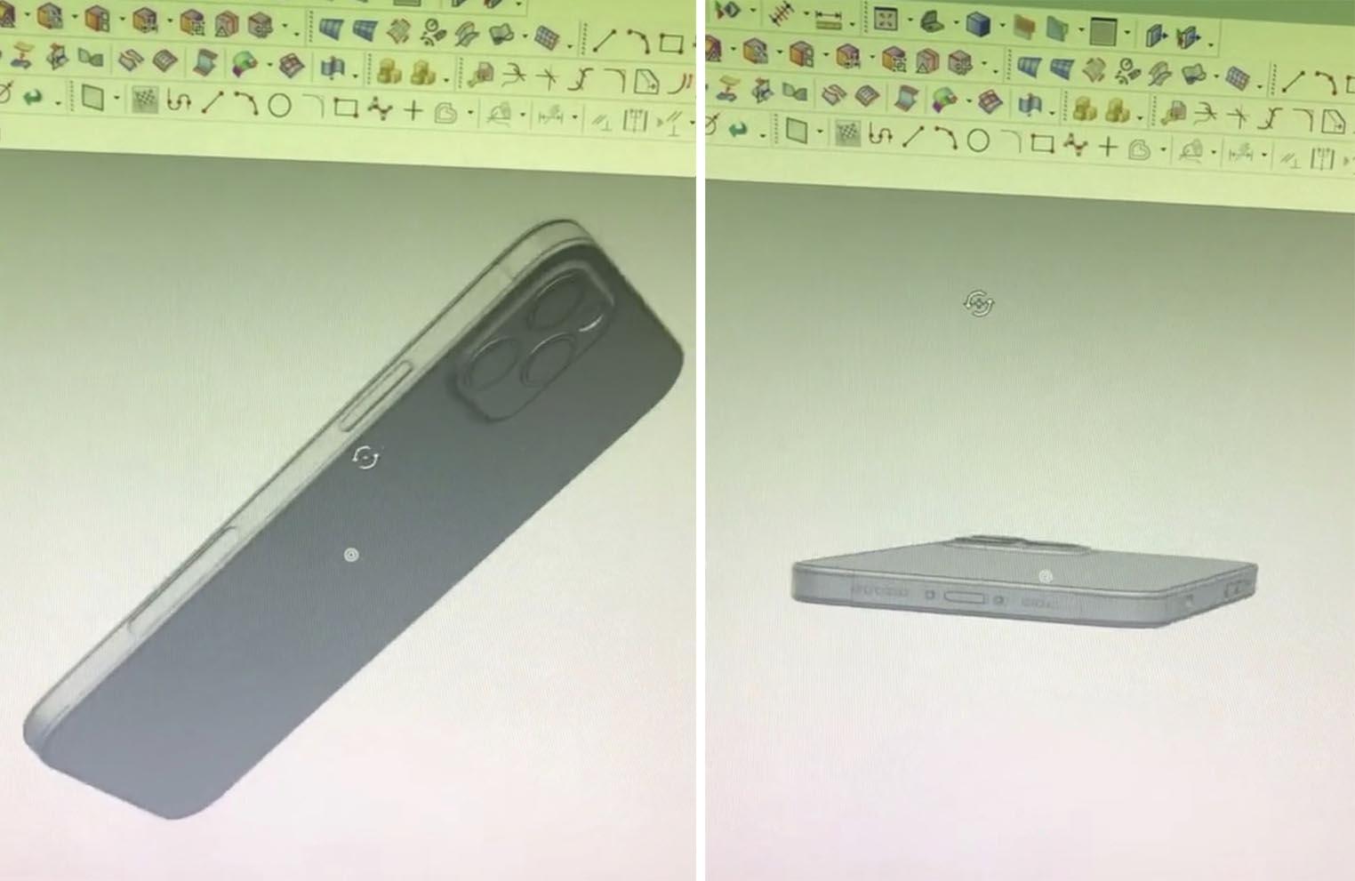CAD iPhone 12