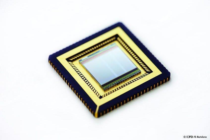 Quantum Dot camera ICFO