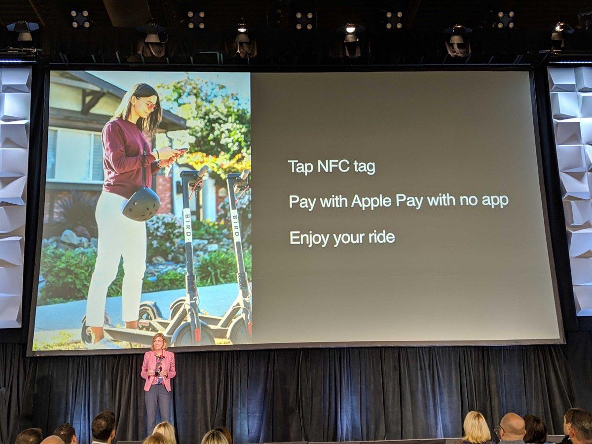 NFC tag Apple