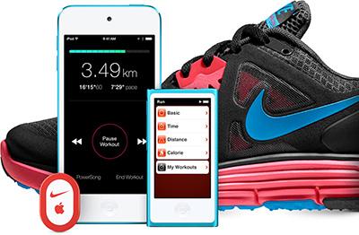Nike Plus et iPod