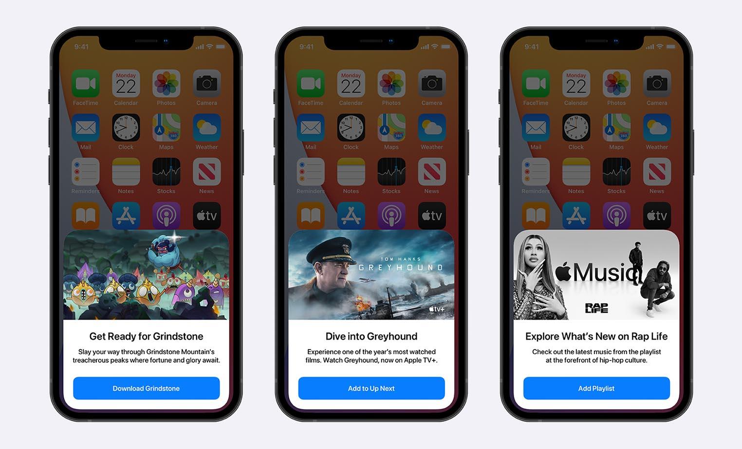 Notifications NFC iOS 14.5